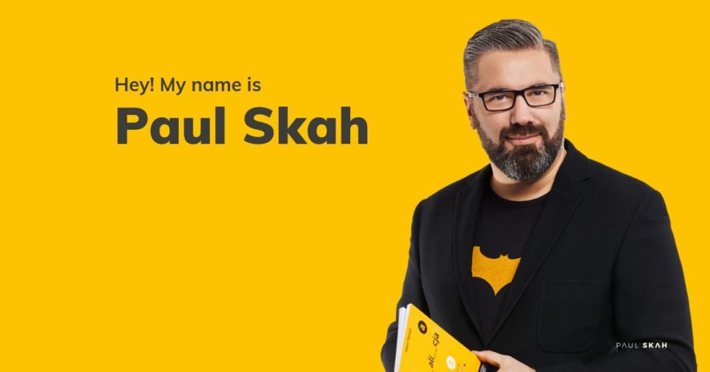 Paul Skah – Building Awareness