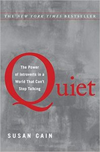 """Quiet"" by Susan Cain"