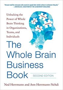 The Whole Brain Business Book by Ned Hermann